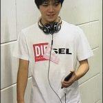 宇野昌磨選手が着ている超カッコいいDIESELのTシャツとは?