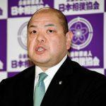 八角理事長が大相撲春巡業中にまた謝罪!気になる八角理事長の現役時代とは?