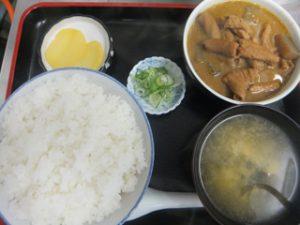 超美味い!永井食堂のもつ煮は持ち帰りも可能!秘密の県民SHOWにも登場!